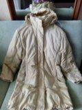 Модное плащь-пальто. Фото 4.