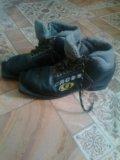 Ботинки лыжные. Фото 2.