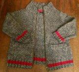 Мастерка, свитер. Фото 4.