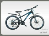 24'' kms md270 велосипед 21-скор диск. Фото 1.