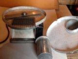 Машина для резки вареных овощей. Фото 2.