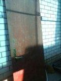 Дверь метал.(входная) б/у. Фото 2.