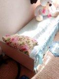 Кровать односпальная. Фото 2.