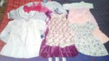 Одежда д/ девочки 1-2 лет б/у. Фото 1.