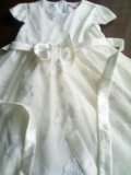 Платье нарядное на девочку 4,5 лет. Фото 1.