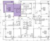 Квартира, 1 комната, от 50 до 80 м². Фото 4.