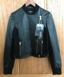 Кожаные куртки versace versus atos lombardini. Фото 2.