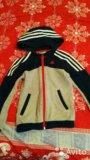 Кофта adidas р. 128. Фото 1.