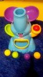 Музыкальный слоник playskool. Фото 1.