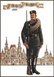 Русский военный мундир xviii-xix век, 53 открытки. Фото 4.