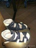 Новые ортопедические сандали. Фото 1.