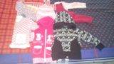 Одежда д/ девочки 1-2 лет б/у. Фото 2.