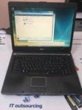 Ноутбук acer extensa 5220. Фото 1.