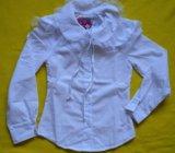 Новые блузки для девочек. Фото 1.