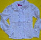 Новые блузки для девочек. Фото 3.