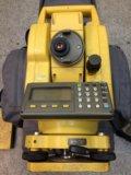 Тахеометр электронный topcon gpt 3005n. Фото 1.