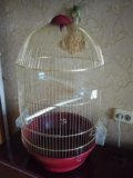 Клетка для птиц. Фото 4.