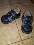 Ботиночки на мальчика размер 21. Фото 2.