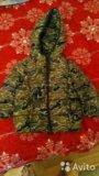 Демисезонная куртка zara р.98. Фото 1.