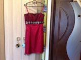 Вечернее платье + болеро. Фото 1.