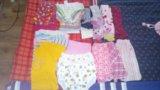 Одежда д/ девочки 1-2 лет б/у. Фото 3.