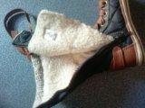 Ботинки next, демисезонные, высокие, с мехом. Фото 3.