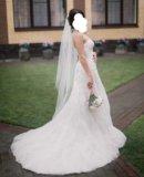 Продам свадебное платье. Фото 2.