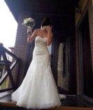 Продам свадебное платье. Фото 1.
