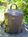 Рюкзак кожаный новый. Фото 1.
