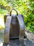 Рюкзак кожаный новый. Фото 2.