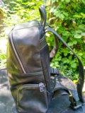 Рюкзак кожаный новый. Фото 3.