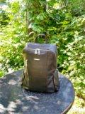 Рюкзак кожаный новый. Фото 4.
