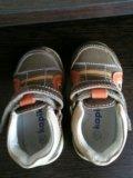 """Ботинки """"капика"""". Фото 1."""