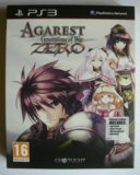 Agarest generations of war zero collector's ps3. Фото 1.