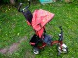Детский трёхколёсный велосипед. Фото 1.