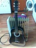 Аккустическая гитара. Фото 2.