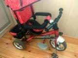 Детский трёхколёсный велосипед. Фото 2.