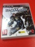 Space marine. Фото 1.