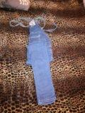 Джинсовый комбинезон для беременных. Фото 2.