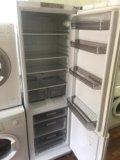 Холодильник ariston 2x компрессорный. sq48282. Фото 2.