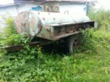 Цистерна на колесах. Фото 1.