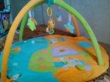 Развивающий коврик. Фото 1.