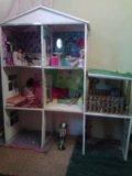 Домик для кукол. Фото 1.