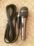 Микрофон. Фото 1.