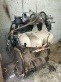 Двигатель vw bora 2.0. Фото 1.