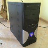 Настольный компьютер pentium(r) dual-core cpu. Фото 1.