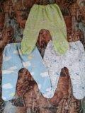Ползунки для малыша. Фото 1.
