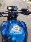 Мотоцикл. Фото 3.