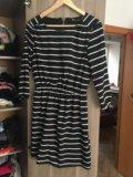 Платье в хорошем состоянии 200 рублей. Фото 1.