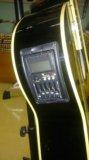 Электроакустическая гитара. Фото 2.